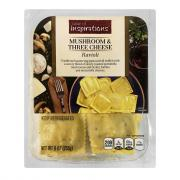 Taste of Inspirations Mushroom & Three Cheese Ravioli
