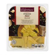 Taste of Inspirations Italian Beef Ravioli
