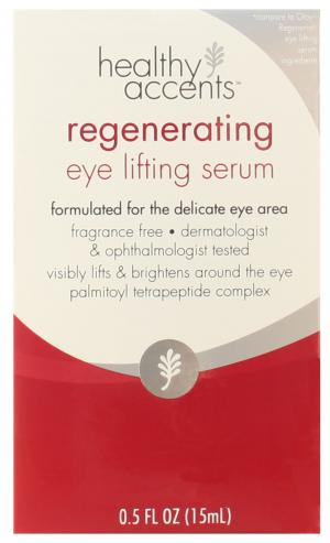 Healthy Accents Regenerating Eye Lifting Serum