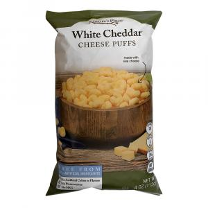 Nature's Place White Cheddar Cheese Puffs