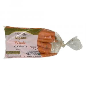 Nature's Place Organic Carrots