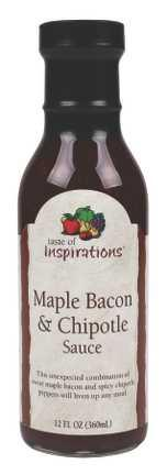 Taste Of Inspirations Maple Bacon Chipotle Sauce
