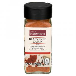 Taste of Inspirations Blackened Cajun Rub