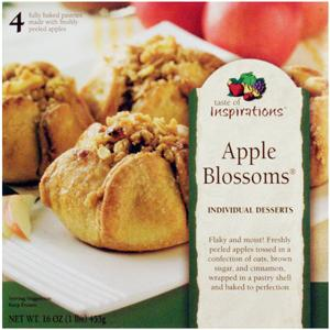 Taste Of Inspirations Apple Blossoms