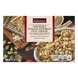 Taste of Inspirations Five Cheese Macaroni and Cheese