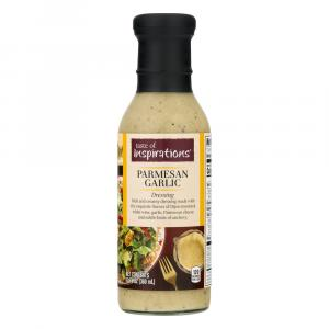 Taste of Inspirations Parmesan Garlic Dressing