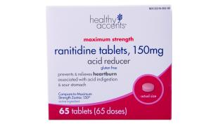 Healthy Accents Max Strength Ranitidine Tabs 150 Mg