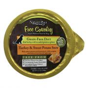 Nature's Place Turkey and Sweet Potato Stew Wet Dog Food
