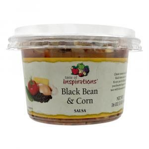 Taste of Inspirations Black Bean and Corn Salsa