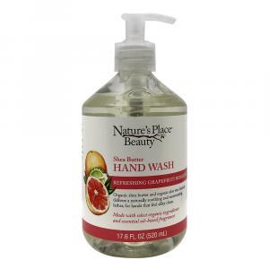 Nature's Place Grapefruit Bergamot Liquid Hand Wash