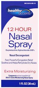 Healthy Accents Extra Moist Nasal Spray