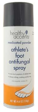 Healthy Accents Athlete's Foot Antifungal Spray