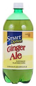 Smart Option Ginger Ale