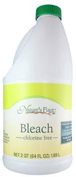 Nature's Place Liquid Bleach