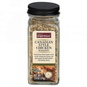 Taste Of Inspirations Canadian Syle Chicken Seasoning