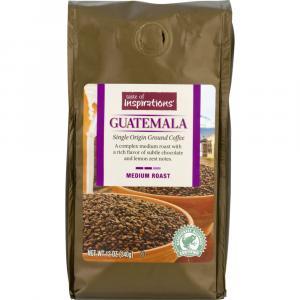 Taste of Inspirations Guatemala Single Origin Ground Coffee