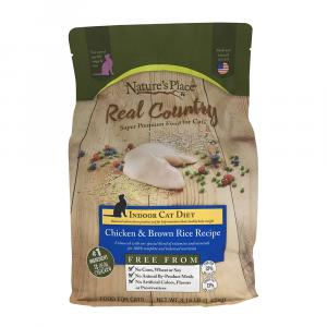 Nature's Place Real Country Cat Chicken and Brown Rice