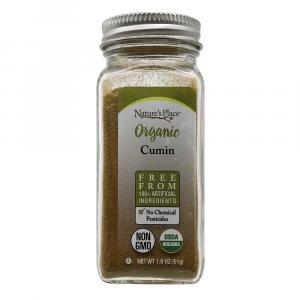 Nature's Place Organic Cumin