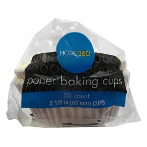 Home 360 Paper Baking Cups