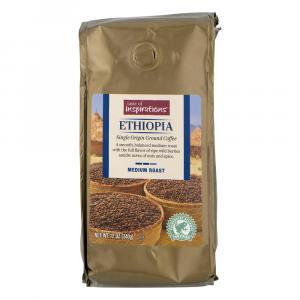 Taste of Inspirations Ethiopia Single Origin Ground Coffee