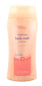 Healthy Accents Silk Moisture Body Wash