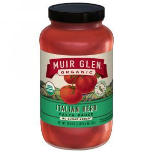 Muir Glen Organic Italian Herb Pasta Sauce