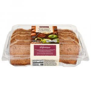 Taste of Inspirations Iced Apple Caramel Sliced Cake