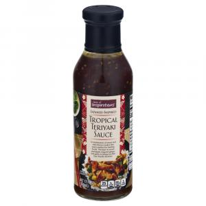 Taste of Inspirations Tropical Teriyaki Sauce