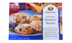 Taste Of Inspirations Wild Maine Blueberry Biscuits