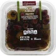 Taste of Inspirations Pitted Olives Jubilee