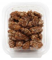 Honey Sesame Pecans