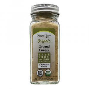 Nature's Place Organic Ginger Grinder