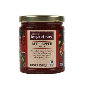 Taste of Inspirations Red Pepper Jelly