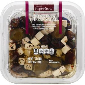 Taste of Inspirations Greek Feta Salad