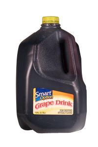 Smart Option Grape Punch Drink