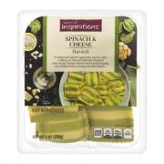 Taste of Inspirations Spinach & Cheese Ravioli
