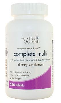 Healthy Accents Century Advantage Vitamin