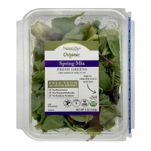 Nature's Place Organic Spring Mix