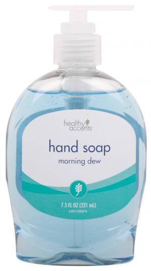 Healthy Accents Morning Dew Liquid Hand Soap