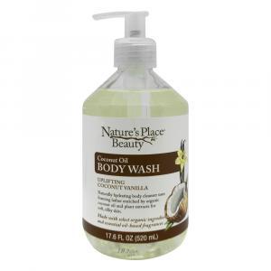 Nature's Place Coconut Vanilla Body Wash