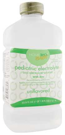 Home 360 Baby Pediatric Electrolytes Unflavored