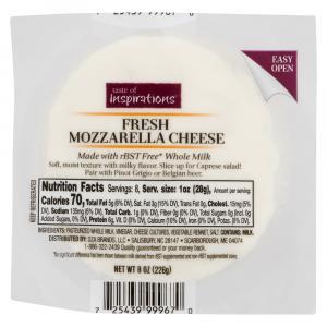 Taste of Inspirations Fresh Mozzarella Ball