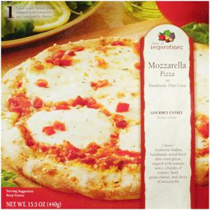 Taste Of Inspirations Mozzarella Pizza