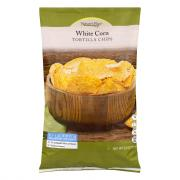 Nature's Place White Corn Tortilla Chips