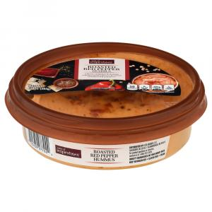 Taste Of Inspirations All Natural Red Pepper Hummus