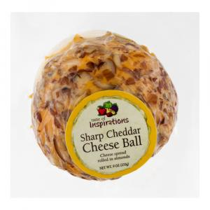 Taste Of Inspirations Sharp Cheddar Cheese Ball