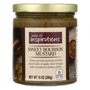 Taste of Inspirations Sweet Bourbon Mustard
