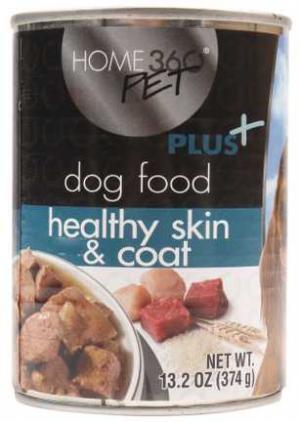 Home 360 Healthy Skin And Coat Dog Food