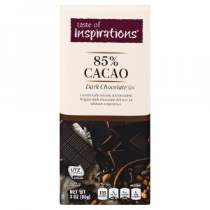 Taste of Inspirations 85% Cacao Bar