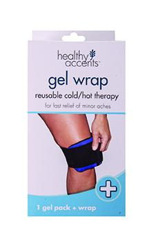 Healthy Accents Reusable Hot Cold Wrap Small